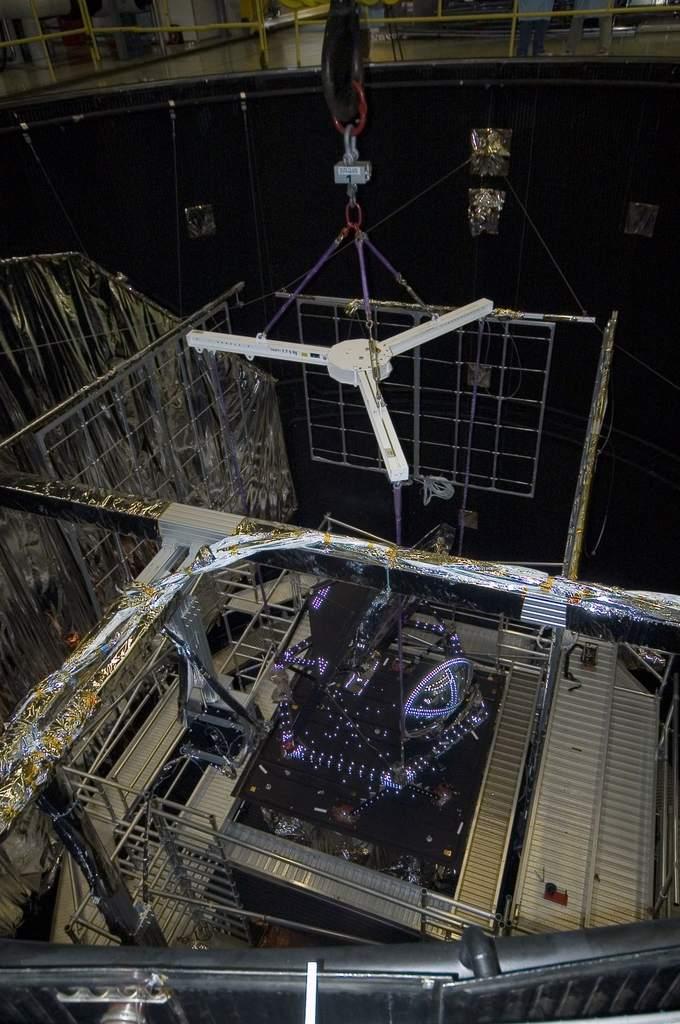 Sonda Planck w Large Space Simulator