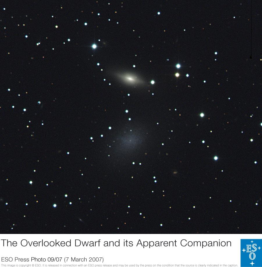 NGC 5011B i 5011C