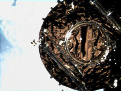 Oddzielenie satelitów Tango iRumba