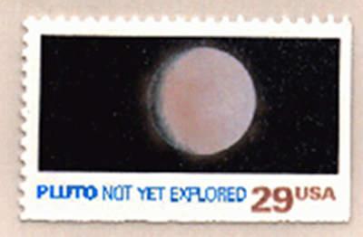 Pluton ciągle niezbadany