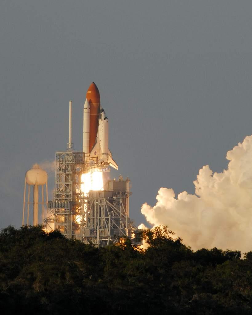 STS-117: Start