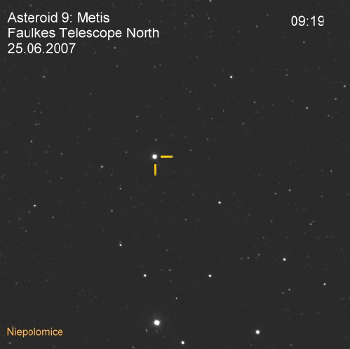 Planetoida Metis