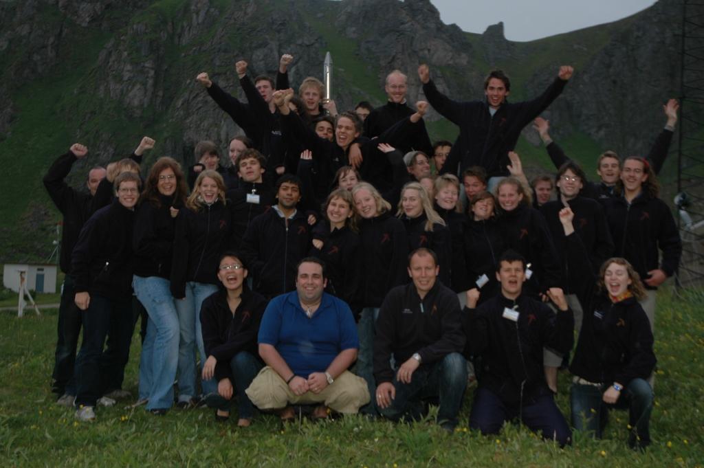European Space Camp 2007