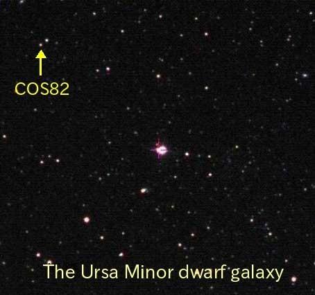 gwiazda COS82