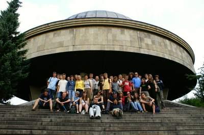 Planetarium Śląskie 2007