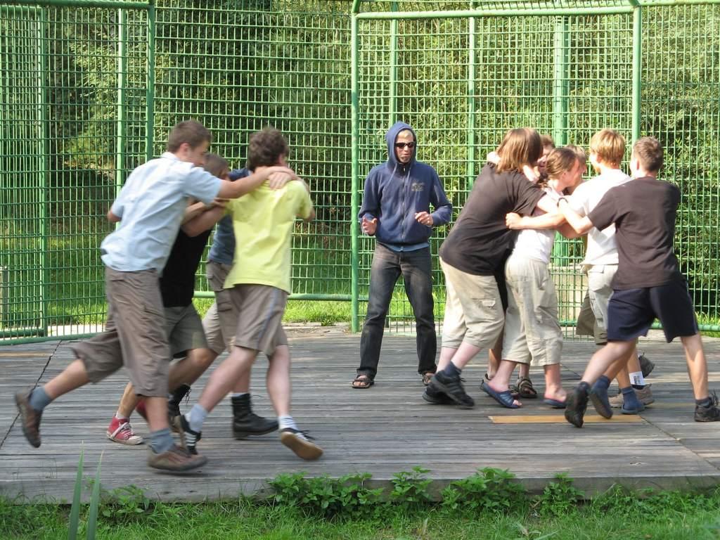 Załęcze 2007 - konkurs teatralny