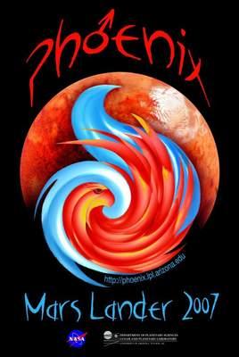 Logo misji Phoenix Mars Lander