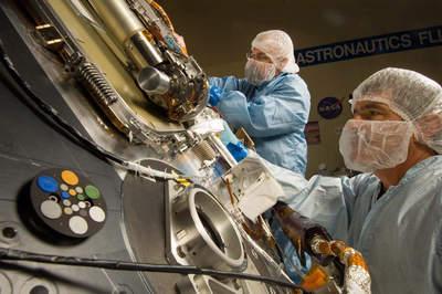 Praca nad Phoenix Mars Lander