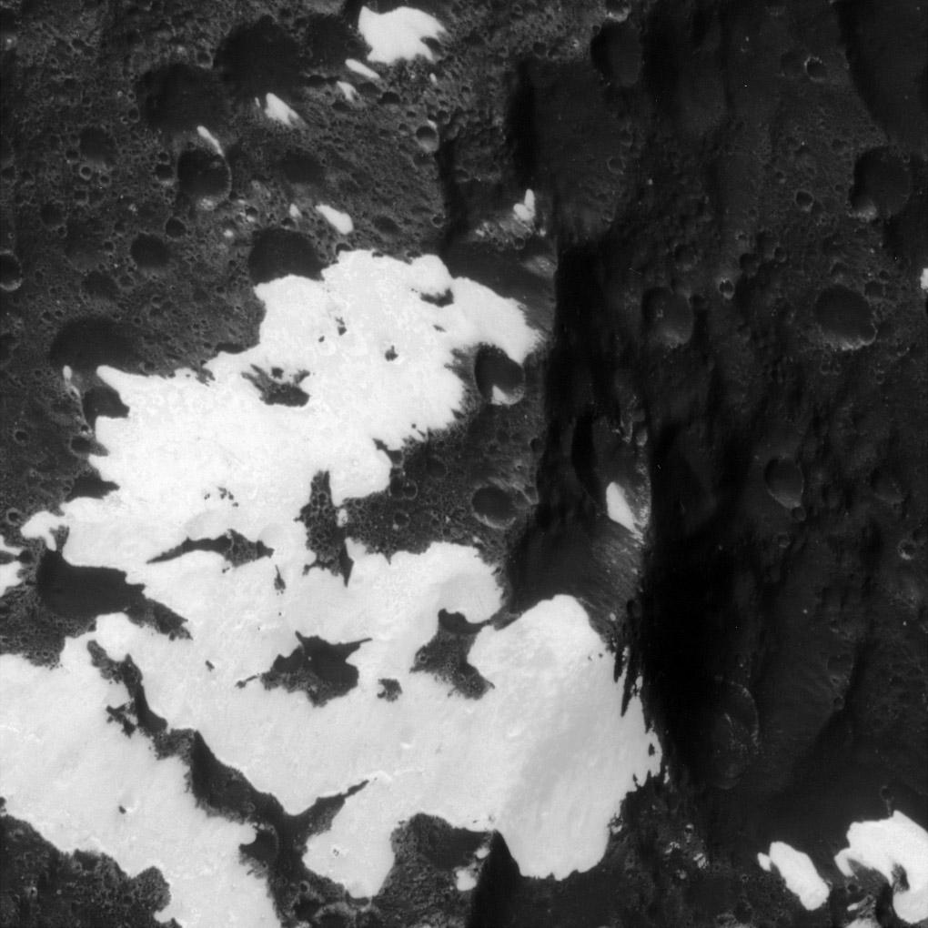 "Japetus - ""góry Voyagera"""