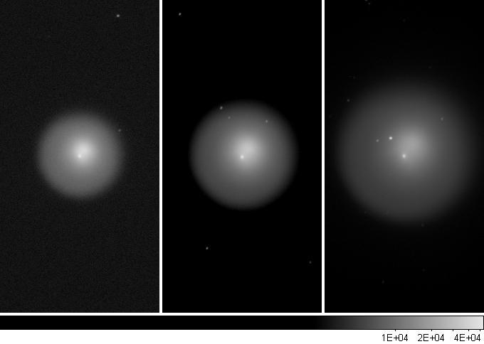 kometa 17P/Holmes