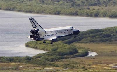 STS-120 lądowanie (4)