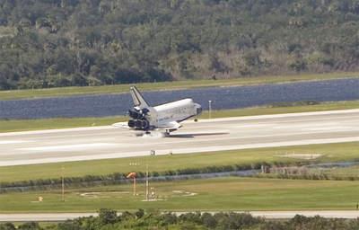 STS-120 lądowanie (6)