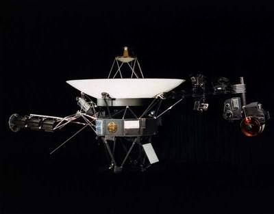 Wystrzelenie sondy kosmicznej Voyager 1