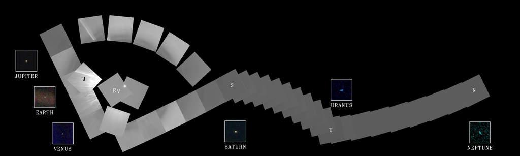 Voyager 1 - Portret Rodzinny