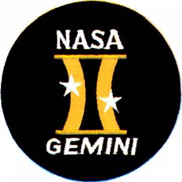 Emblemat misji Gemini