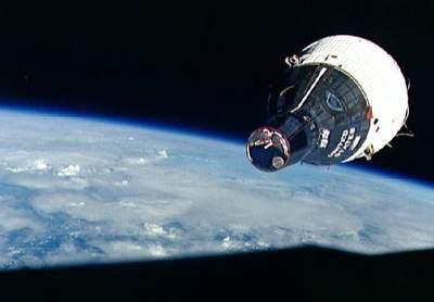 Spotkanie Gemini 6, 7