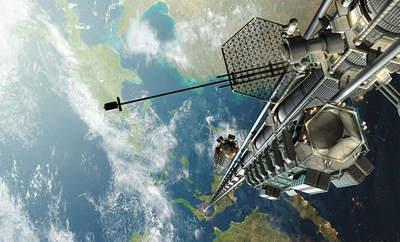 Arthur Clarke - kosmiczna winda