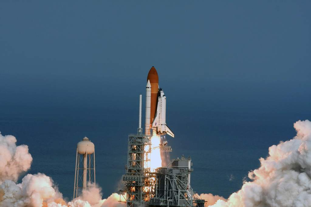 STS-122_start