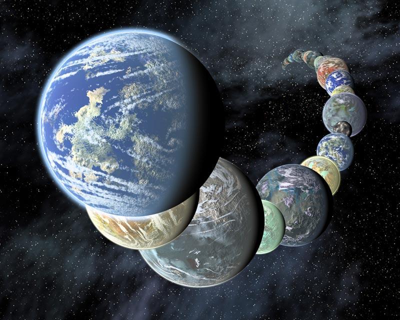 Skaliste planety pozaziemskie