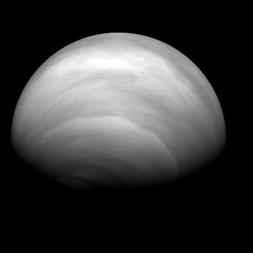 Atmosfera Wenus, 08.07.2007