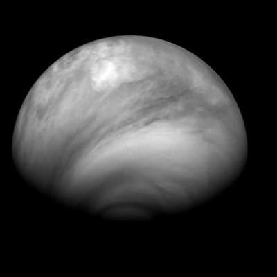 Atmosfera Wenus, 23.07.2007