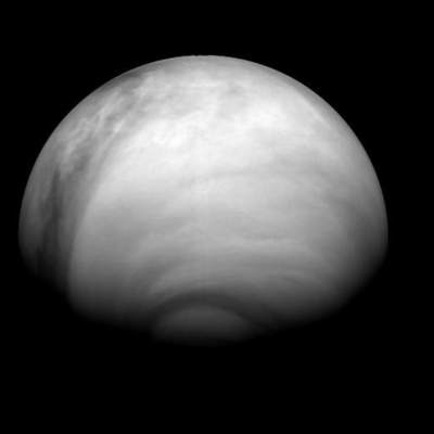 Atmosfera Wenus, 24.07.2007