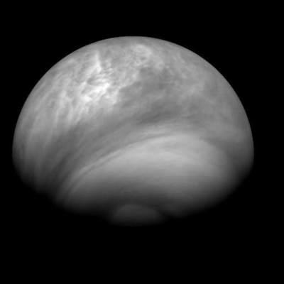 Atmosfera Wenus, 27.07.2007