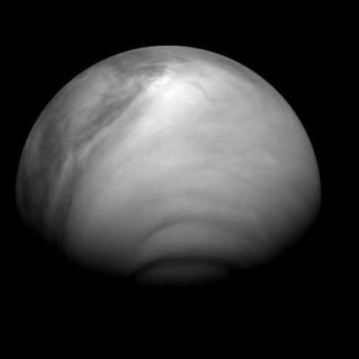 Atmosfera Wenus, 28.07.2007