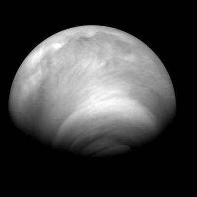 Atmosfera Wenus, 30.07.2007