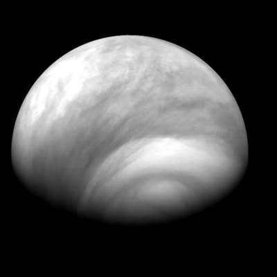 Atmosfera Wenus, 04.08.2007