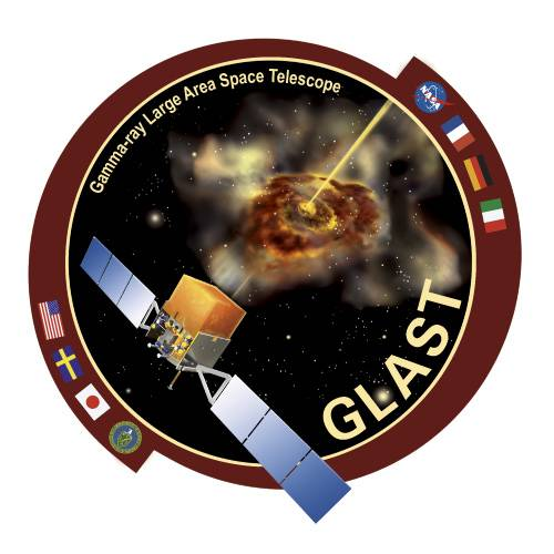 GLAST Logo