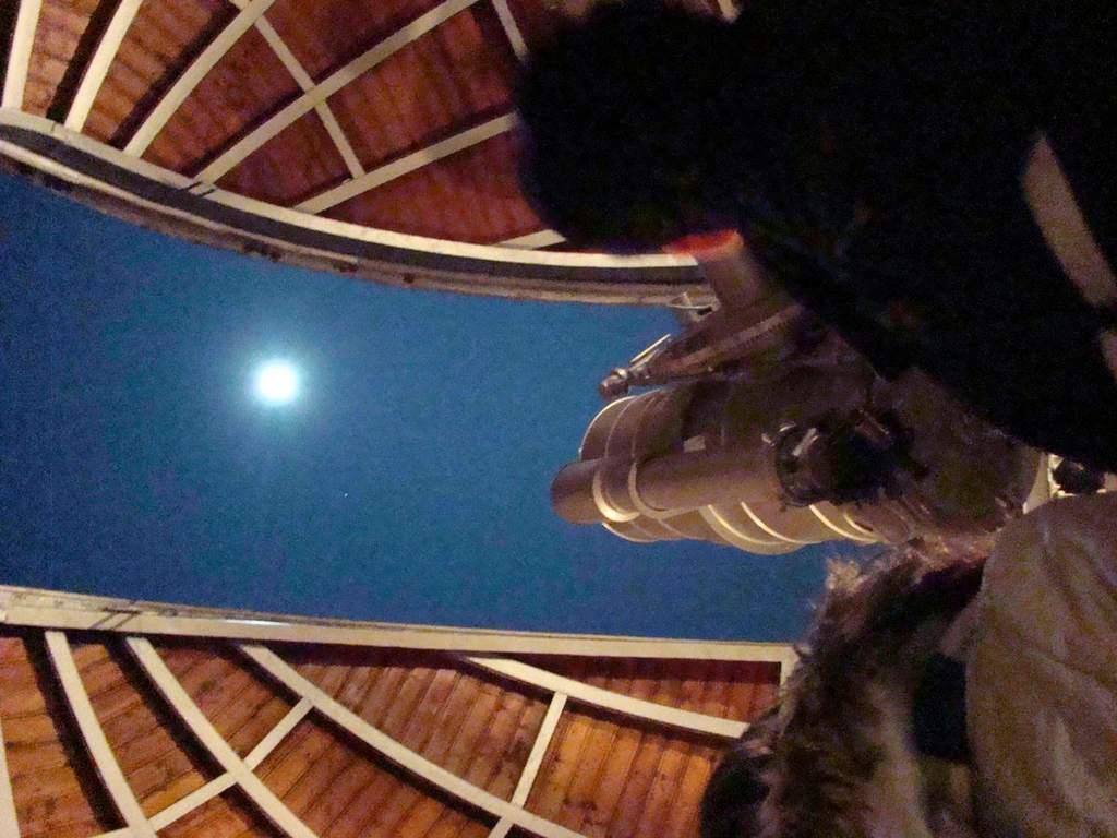 Zaćmienie Księżyca 21 lutego 2008 (II)