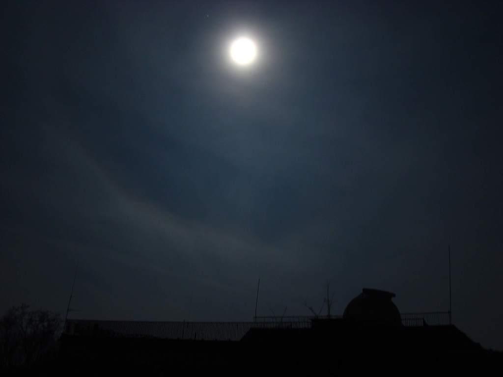 Zaćmienie Księżyca 21 lutego 2008 (V)