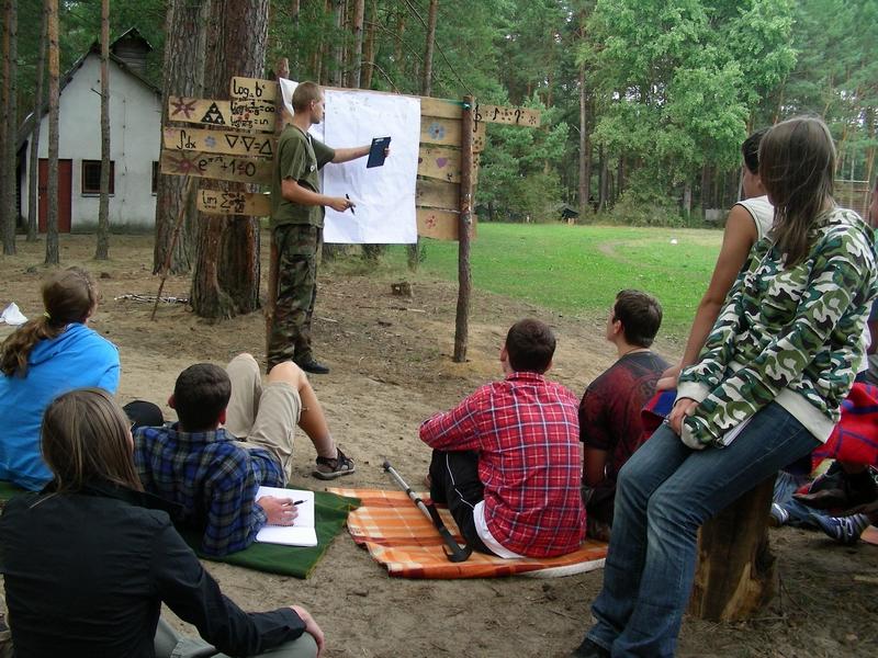 Obóz Almukantaratu 2008