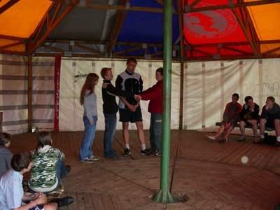 Obóz Almukantaratu 2008 - Dzień US