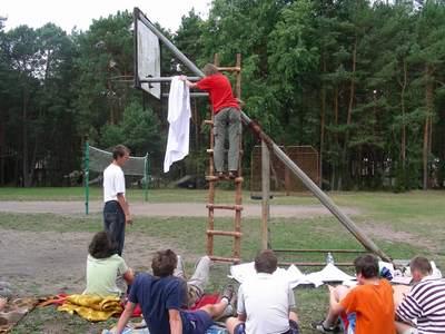 Obóz Almukantaratu 2008 - doświadczenia
