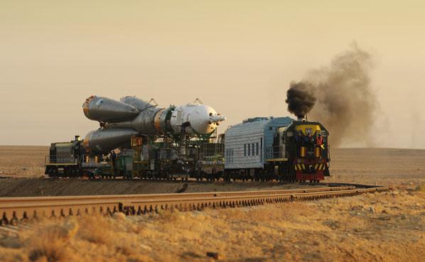 Transport Sojuza TMA-13