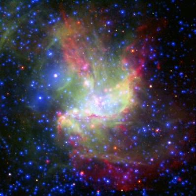 Mgławica NGC 346