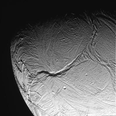 Enceladus, 9 października 2008 (I)