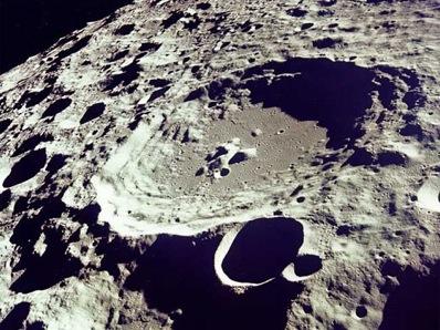 Liczenie kraterów na Księżycu