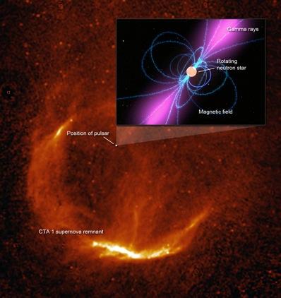 Pulsar w CTA 1