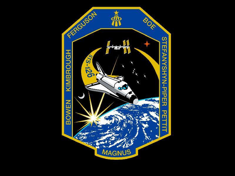 Logo misji STS-126