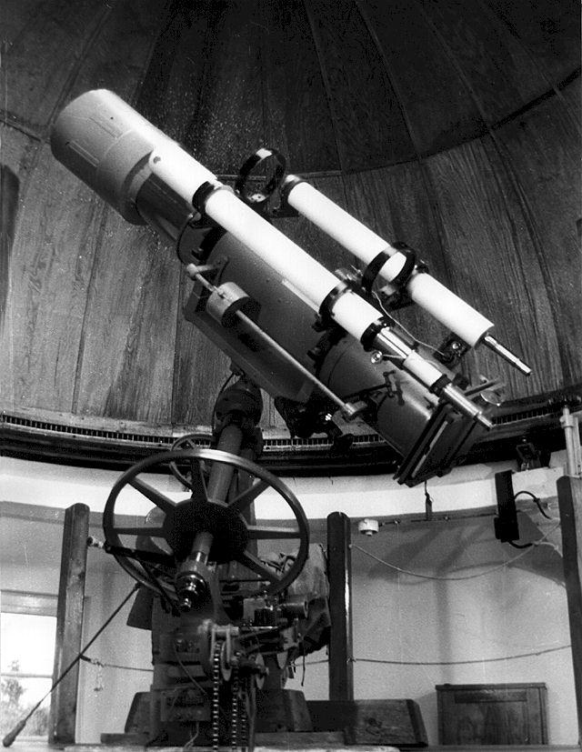 Teleskop Toruń Piwnice