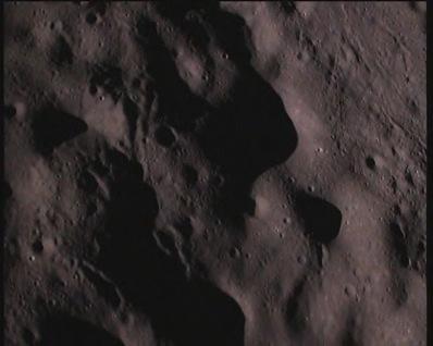 Powierzchnia Księżyca