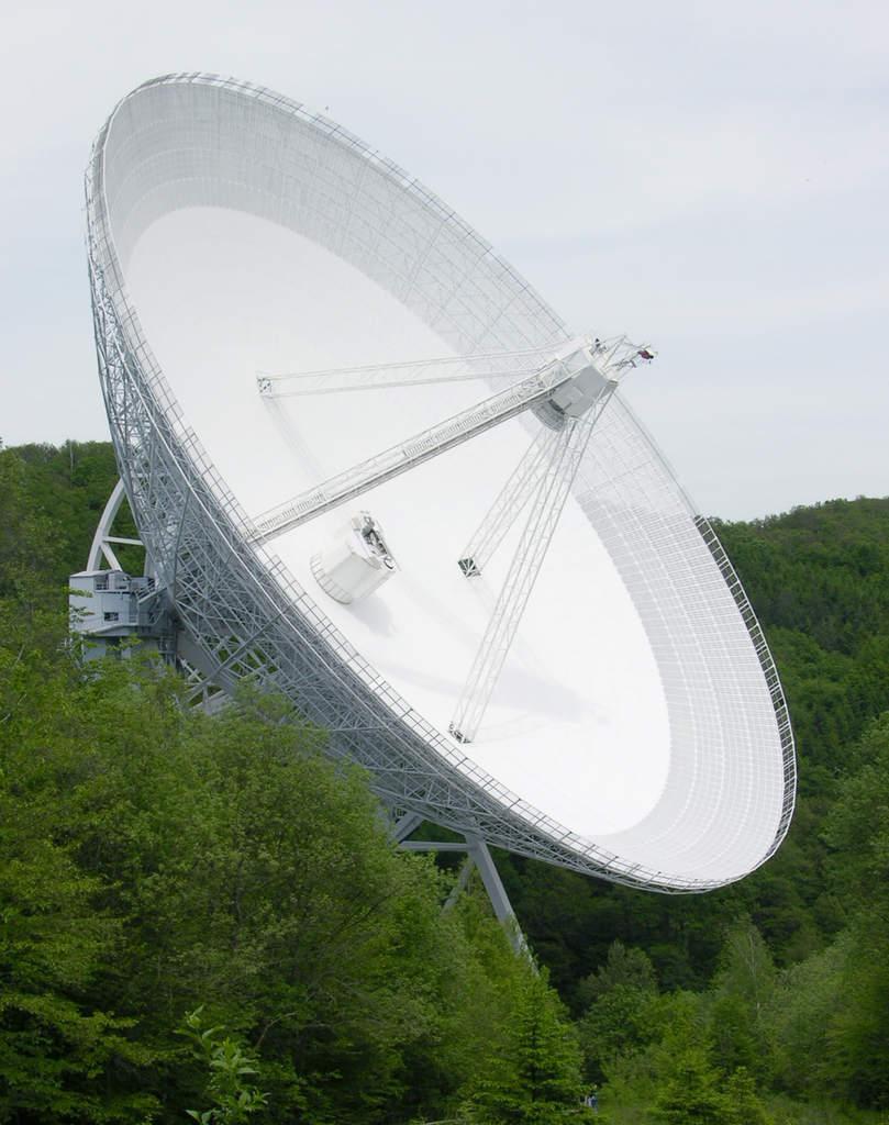 Radioteleskop wEffelsbergu