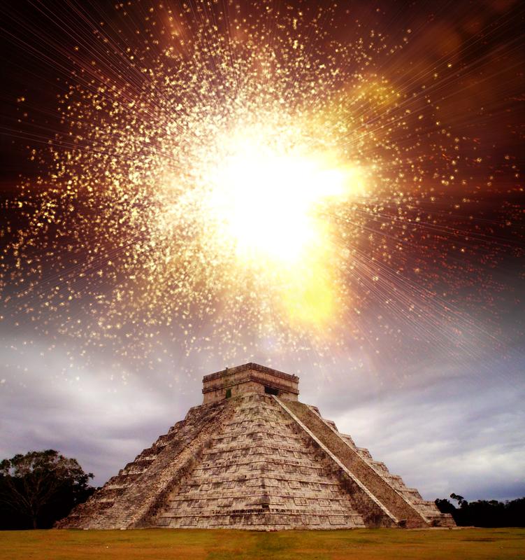 Jak NIE będzie wyglądał koniec świata w 2012