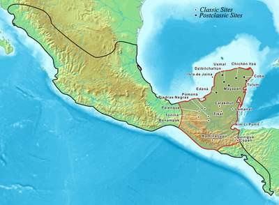 Cywilizacja Majów