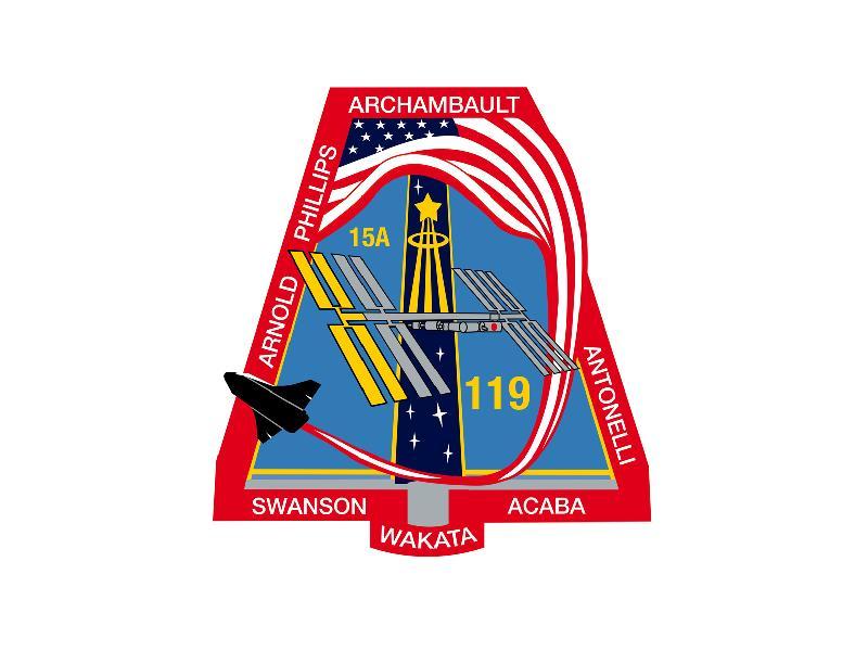Logo misji STS-119
