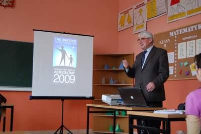 Zimowe Warsztaty Naukowe 2009 w Potarzycy (1)