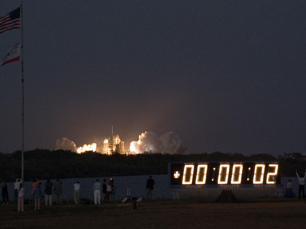 Start STS-119